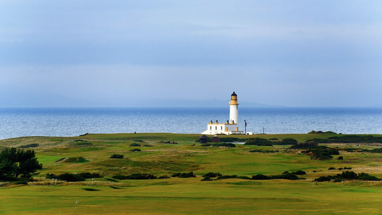 Old Prestwick Course