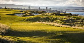 Scotland - Muirfield - Aberdeen